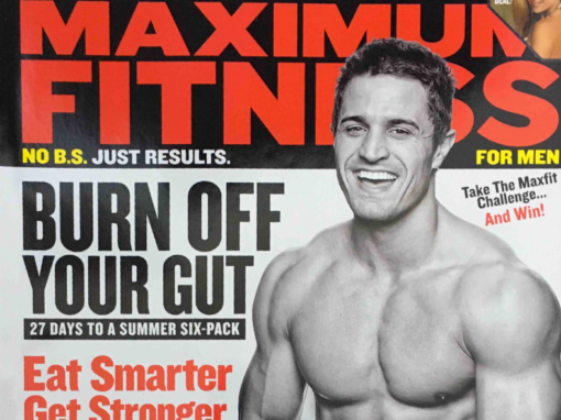 Maximum Fitness – Complete Abs Workout with Steve Zim