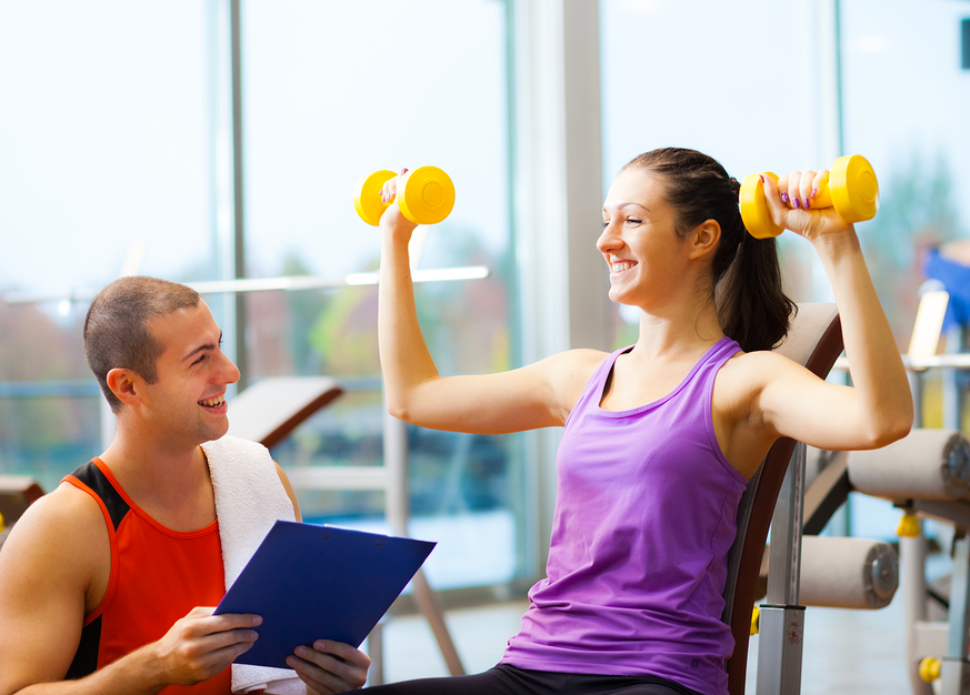 4 Ways Working with a Personal Trainer Improves Your Life
